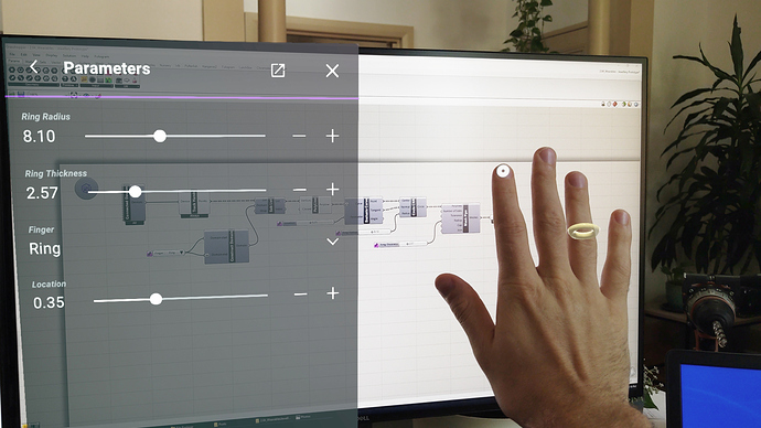 Jewellery Tracking with the HoloLens 2